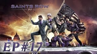 Saints Row 4 Gameplay Walkthrough - Ep17 - The Warden Stomp