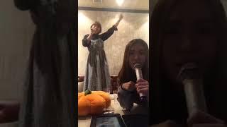 Haruka Nakagawa 仲川 遥香 & Ayaka Kikuchi 菊地 あやか Sing Mae Shika Mukanee 前しか向かねえ AKB48 (Live Instagram) 仲川遥香 検索動画 17