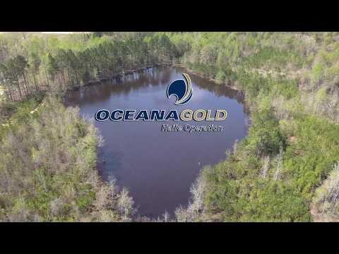 Oceana Gold: Haile Operation