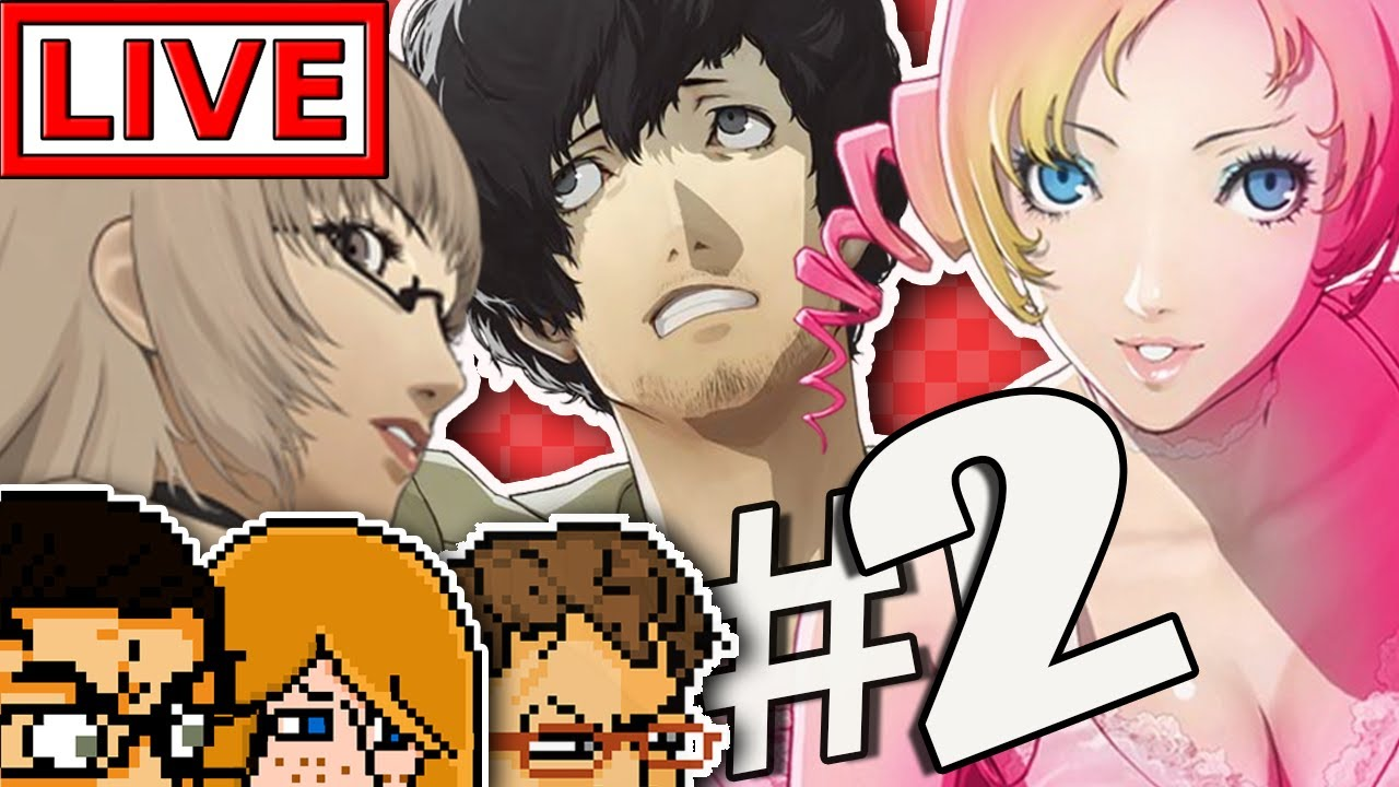 Catherine version for PC - GamesKnit