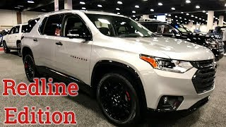 2018 Chevy Traverse Overview | Redline Edition