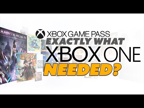 Xbox Game Pass OUT NOW! Exactly What Xbox Needed? - The Know Game News