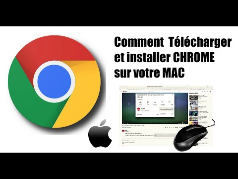TUTO/MAC OS X - Comment Installer Google Chrome Facilement Sur Votre Mac