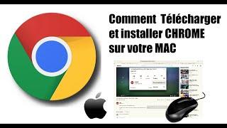 TUTO/MAC OS X - Comment installer Google chrome Facilement sur votre Mac