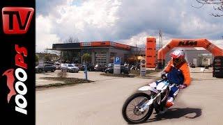 KTM St Pölten 10 Jahresfeier | Orange Day Foto