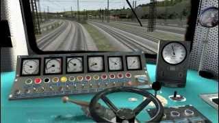 Gameplay Train Simulator 2015 cu LE3400