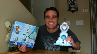 Disney Olaf Snow Cone Maker Unboxing! || Disney Toy Reviews || Konas2002