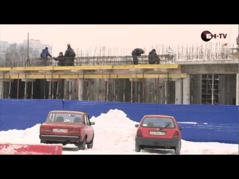 Новостройки на северо-западе Москвы