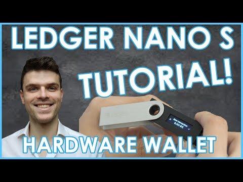 Ledger Nano S Tutorial  Deutsch Hardware Wallet | Kryptowährungen