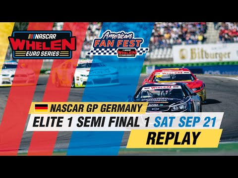 ELITE 1 Semi Final 1 | NASCAR GP Germany 2019