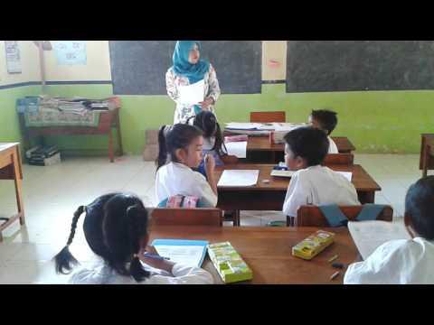cara mengajar di sekolah dasar (sd)