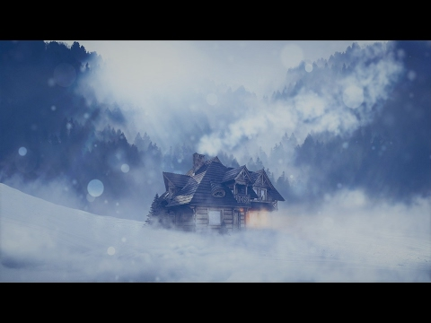 Winter Lullaby Music - Lost Village of Snow