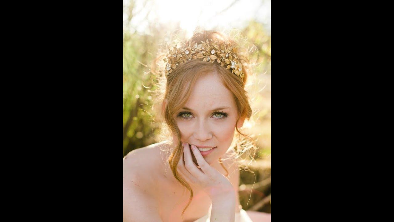 Recogidos para bodas peinados f ciles y bonitos youtube for Recogidos de famosas para bodas