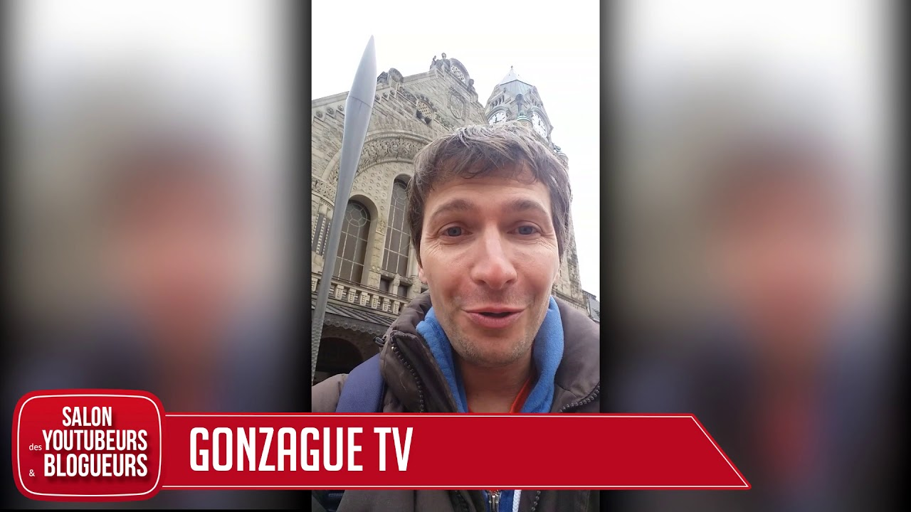 Salon Des Youtubeurs Salon Des Youtubeurs Gonzague Tv
