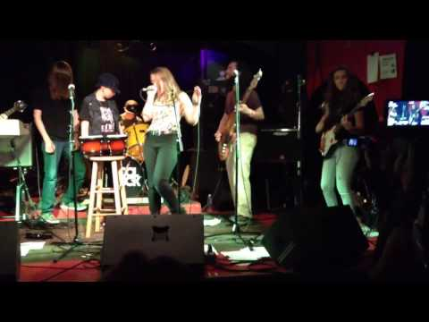 Whole Lotta Love (Cover)  Led Zeppelin (School of Rock Boston 1/22/2017)