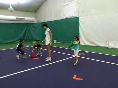 QuickStart- Teaching Kids to Play Tennis