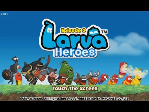 larva-heroes:-episode-2---android-gameplay-hd