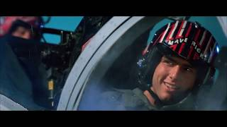 Top Gun (1986) Death of Goose Scene HD