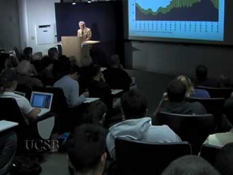 Technology Management Program UCSB: Economy 12.2008