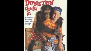 Opening To Dunston Checks In 1996 VHS