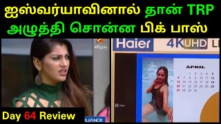 Bigg Boss 2 Tamil 19th August 2018 Day 64 Review