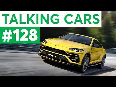 Lamborghini's SUV, GM's Marketplace, and the Kia Rio | Talking Cars with Consumer Reports #128