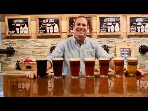 Toast the Coast: Beer, Wine and Shine Trail