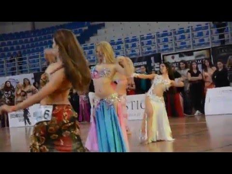 8th ATHENS DANCE SPORT OPEN:NIKH ASPIWTH DANCE ACADEMY CORFU-ORIENTAL PROFESSIONAL