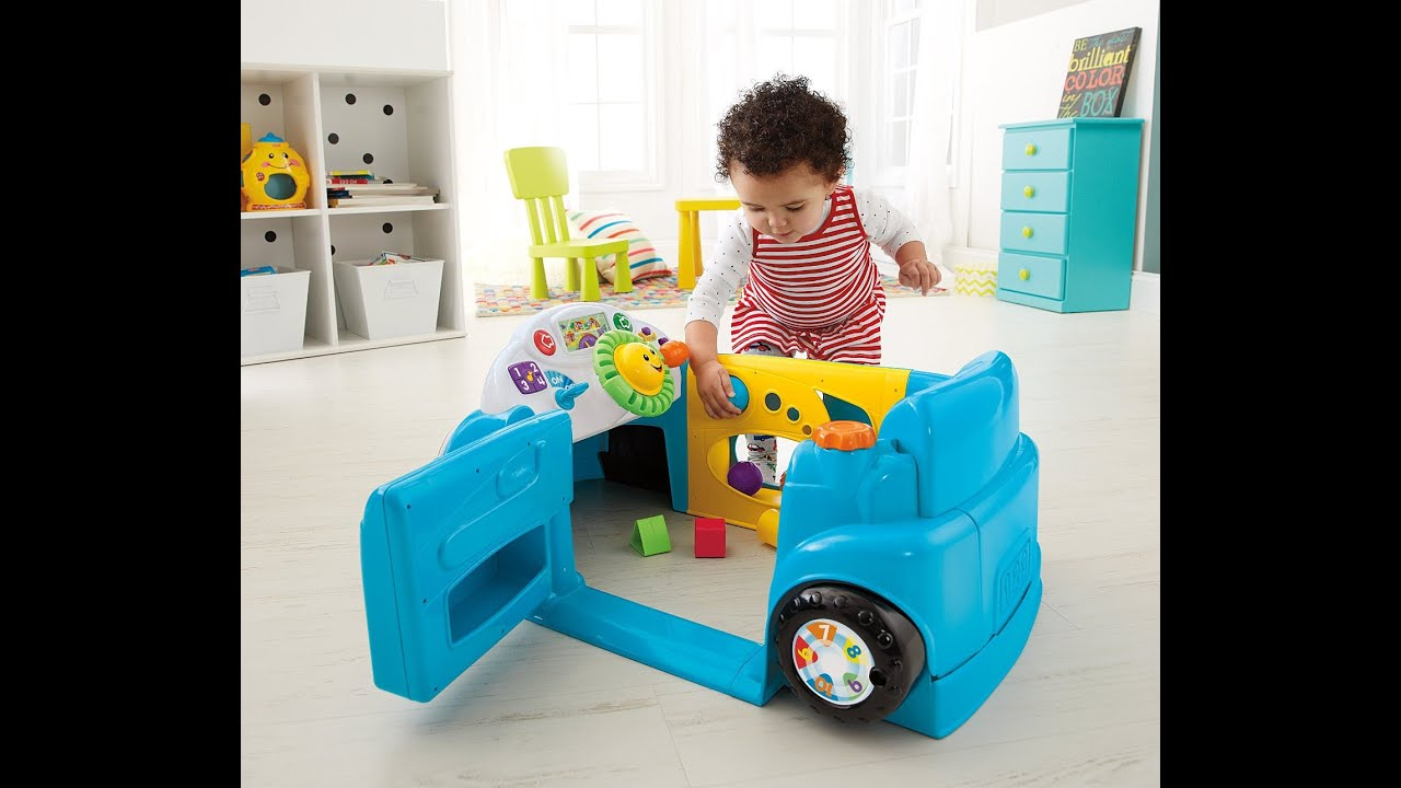 Play 4 Baby Toys Laugh Amp Learn Smart Stages Blue Crawl