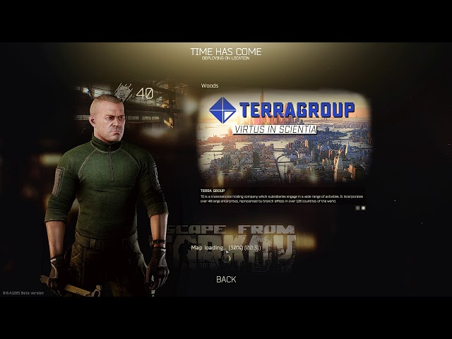 Escape From Tarkov's Glitching Tutorial Videos caught up