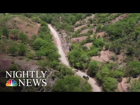 Migrants Fled Guatemala For U.S. After Drought And Food Shortages, Govt. Report Finds | Nightly News