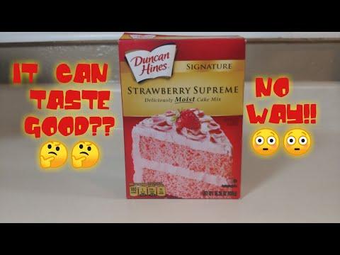 How To Make Box Cake Mix Good!!