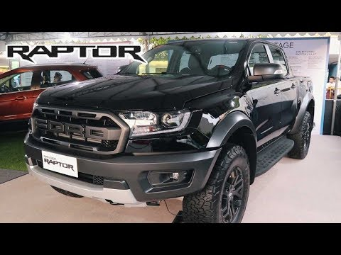 2019 Ford Ranger Raptor First Look - The BADASS Truck You Should Get!