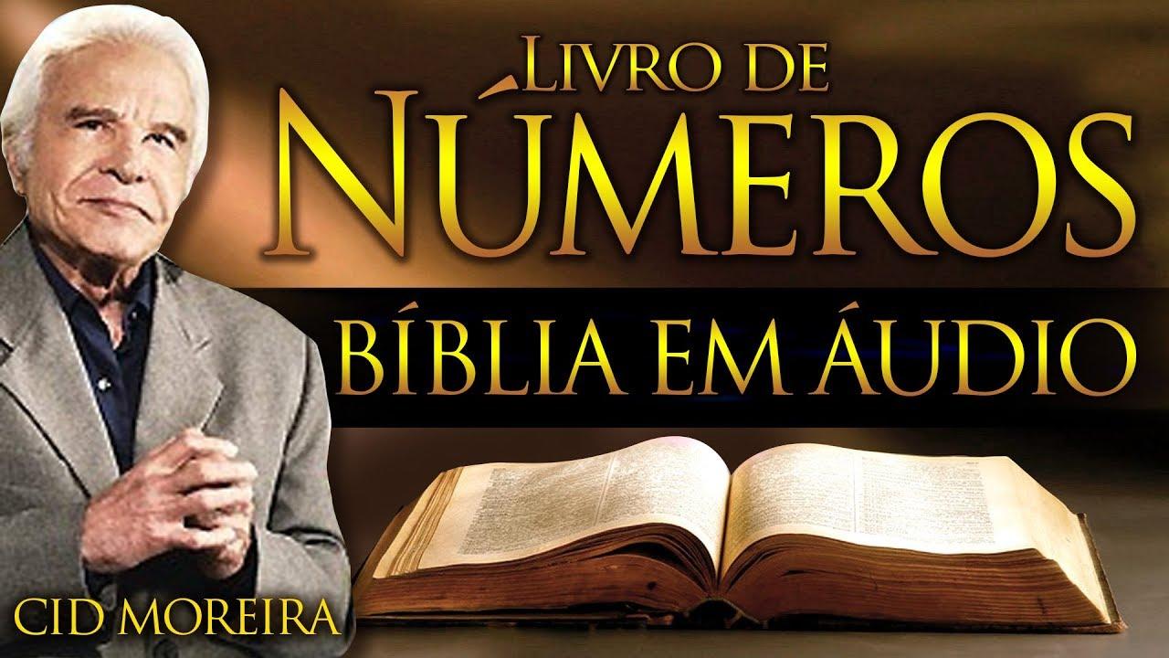 Download A Bíblia Narrada por Cid Moreira: NÚMEROS 1 ao 36 (Completo)