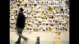 EVIDENCE feat SLUG & AESOP ROCK - late for the sky