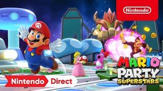 Mario Party Superstars – Announcement Trailer – Nintendo Direct   E3 2021