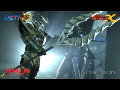 Bangkitnya Shadow Crisis - Satria Garuda BIMA X