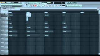 KoRn + Skrillex - Get Up - Performance mode - FL Studio project download