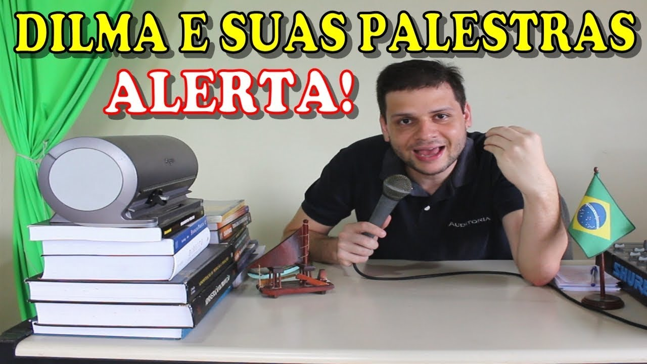 ALERTA! Dilma está roubando o Brasil!