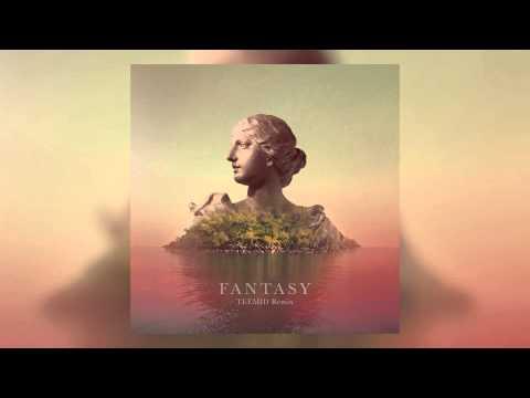 Alina Baraz & Galimatias - Fantasy (TEEMID Remix) [Cover Art]