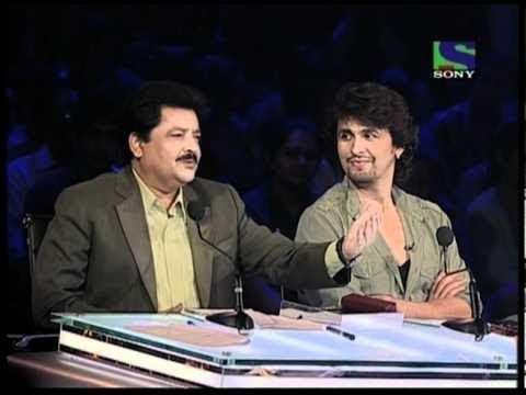 """Sonu Nigam & Udit Narayan  Singing """"Mere Sansoon Main Basa Hai"""" without any music"""
