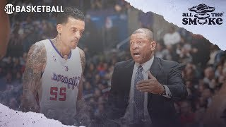 Matt Barnes Talks About His Former Beef w/ Coach Doc Rivers | ALL THE SMOKE