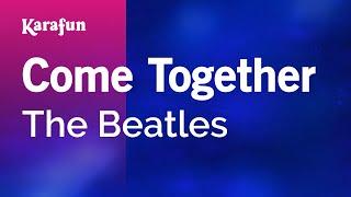 Karaoke Come Together - The Beatles * Mp3