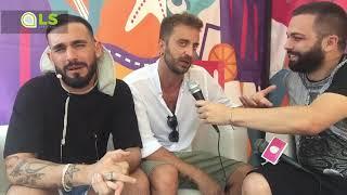 Alessandro Onnis e Stefano Corti alla conduzione di Comedy Central Tour