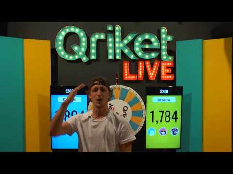 QriketLIVE Replay #500 - 5 Spins $200 Game