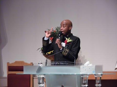 Keynote Message (Knock on Heaven's Door) Dr. Barry C. Black