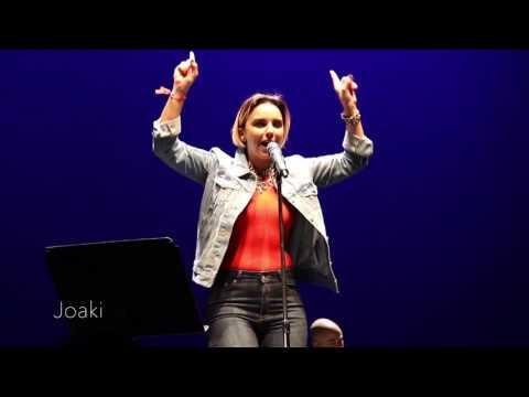 9. Nada de nada - Chenoa - Ourense (Orense) directo concierto