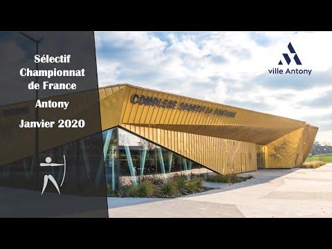 Tir A L Arc Concours Salle Antony 2020 Youtube