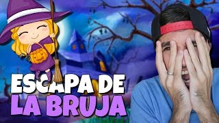 ESCAPES THE WITCH TROLL | Roblox Spanish exhaust