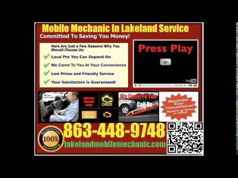 Mobile Auto Mechanic Davenport FL Pre Purchase Car Inspection
